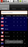 OlympicSocial screenshot 1/6