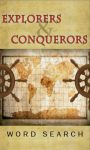 Explorers and Conquerors - Word Search screenshot 1/6