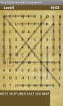 Explorers and Conquerors - Word Search screenshot 4/6