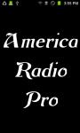 USA Radio  Pro screenshot 1/3