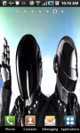 Daft Punk Lights LWP screenshot 3/3