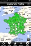 ViaMichelin Trafic France screenshot 1/1