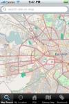 Bucharest Map screenshot 1/1