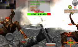 World War Walking Dead Shotgun Builder 3D - Free screenshot 2/3