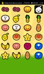 Smiley Fruit Memory Games 2 screenshot 2/6