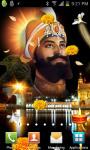 Guru Gobind Singh Ji Live Wallpaper screenshot 1/3