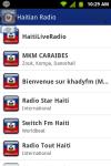 Haitian Radio screenshot 1/5