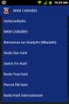 Haitian Radio screenshot 3/5