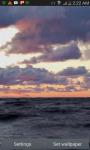 3D Animated Ocean Waves LWP screenshot 1/3