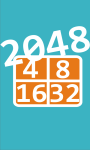 2048 math puzzle game screenshot 1/2