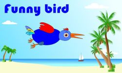 Funny Bird at the beach screenshot 1/5