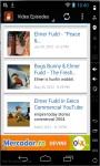 Elmer Fudd Fan App screenshot 2/3