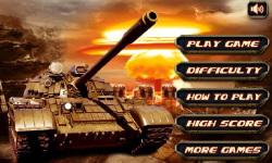 Tank War Game screenshot 1/4