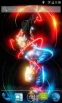 Neon Dancer Live Wallpaper screenshot 1/4