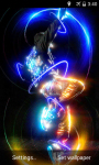 Neon Dancer Live Wallpaper screenshot 2/4