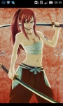 Fairy Tail Erza Scarlet Wallpapers screenshot 1/6
