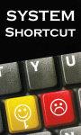 System Shortcut screenshot 1/3