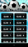 Football Players Quiz 2014 screenshot 1/5