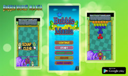 Bubble Mania Game for Android screenshot 3/3