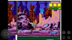 Comix Zone game screenshot 3/4