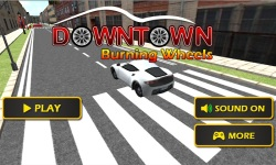 Downtown Burning Wheels screenshot 1/6