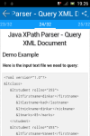 Learn Java XML screenshot 3/3