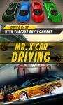 MR X CAR DRIVING screenshot 1/1