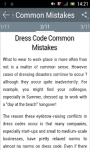 Learn Business Dress Code screenshot 3/3