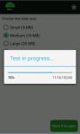 Speed Test - Internet download screenshot 2/2