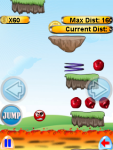 Angry Ball Game Free screenshot 3/3