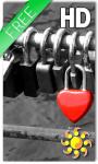 Valentine day Love Live Wallpaper screenshot 1/2