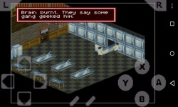 Shadowrun Game screenshot 1/4