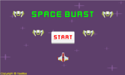 Space Burst screenshot 1/6