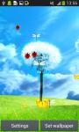 Dandelion Live Wallpapers screenshot 4/6
