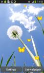 Dandelion Live Wallpapers screenshot 5/6