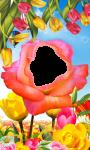 Flower photo frame imges screenshot 1/4