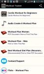 Workout Trainer App screenshot 1/6