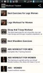 Workout Trainer App screenshot 3/6