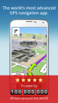 GPS Navigation and Traffic Sygic original screenshot 1/6
