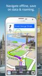 GPS Navigation and Traffic Sygic original screenshot 3/6