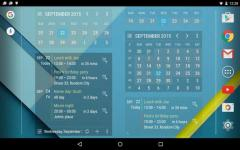 Calendario Agenda Widget KEY swift screenshot 2/6