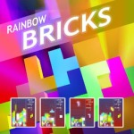 Rainbow Bricks screenshot 1/2
