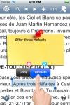 Phranslator Lite screenshot 1/1
