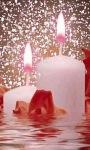 Love Candles Live Wallpaper screenshot 1/3