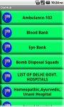 Delhi hub screenshot 1/3