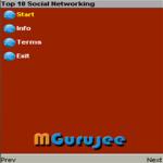Top 10 Social Networking screenshot 2/3