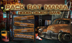 Free Hidden Objects Game - Pack Rat Mania screenshot 1/4