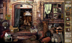 Free Hidden Objects Game - Pack Rat Mania screenshot 3/4
