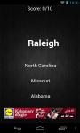 Quiz US States Capitals screenshot 4/4