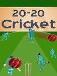 20-20 Cricket screenshot 1/4